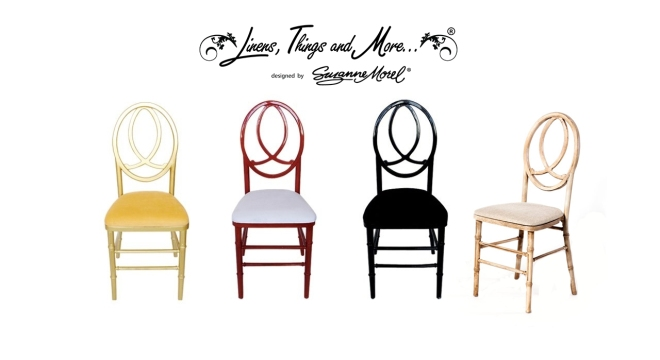 infinithi - chairs - linens things and more - suzanne morel