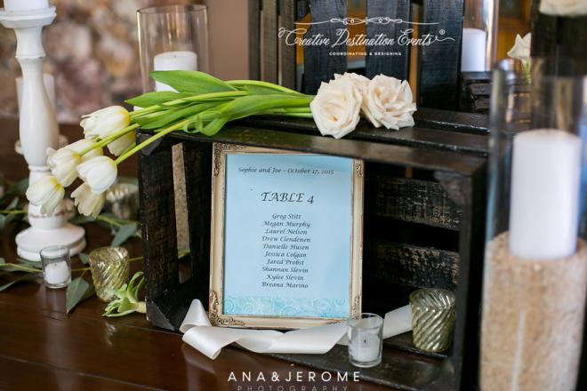 Sophie&Joe-wedding-beach---suzanne-morel-cabo-floral-studio-entrance-table1