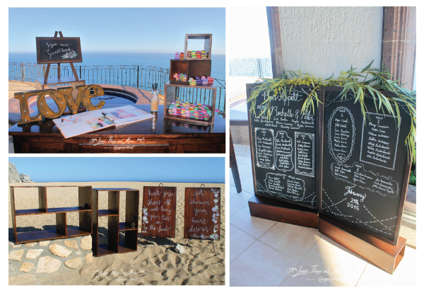 Lettering-in-your-event-los-cabos-wedding-decor-calligraphy-chalkboards-art